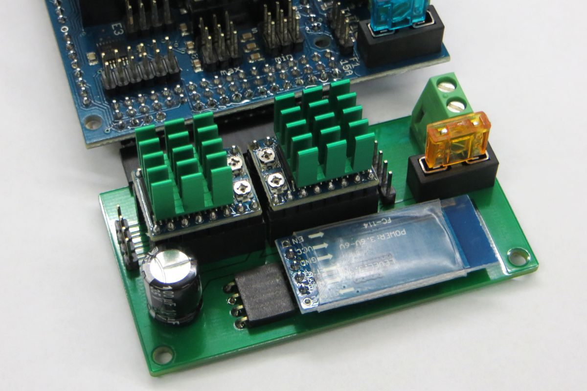 Extension board + Bluetooth
